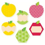 Shop Apples 10In Designer Cut Outs - Ctp5968 By Creative Teaching Press