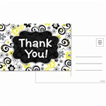 Thank You Postcards By Creative Teaching Press