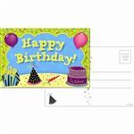 Happy Birthday Postcards, CTP6097