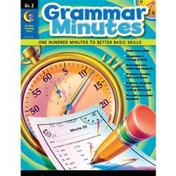 Grammar Minutes Gr 2 By Creative Teaching Press