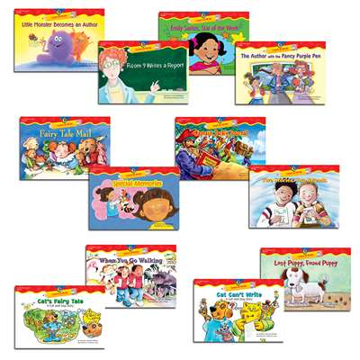Learn To Write Readers Gr 1-2 Variety Pk By Creative Teaching Press