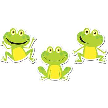 Frogs Accents By Creative Teaching Press