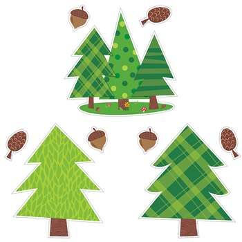 "Woodland Friends 10"" Cut Outs, CTP6249"