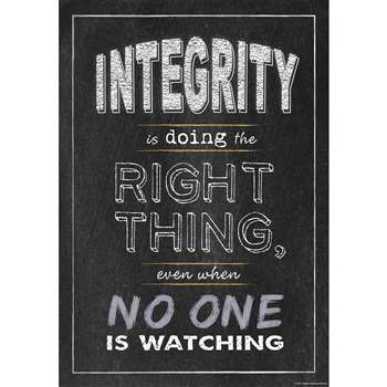 Integrity Poster, CTP6680