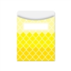 Ombre Yellow Moroccan Library Pockets - Paint, CTP6785
