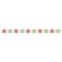 Peppermint Candies Border, CTP6807