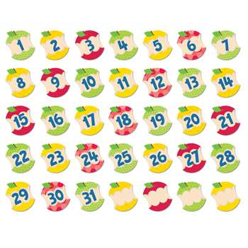 Hexafun Apples Calendar Days, CTP6895