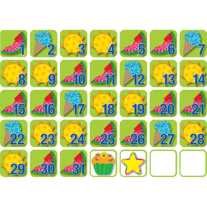 Pp Seasonal Calendar Days July By Creative Teaching Press