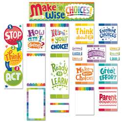 Behavior Clip Chart Mini Bb Set Paint, CTP6952
