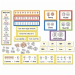 Shop Counting Coins Mini Bulletin Board - Ctp6954 By Creative Teaching Press