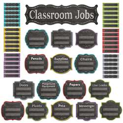 Classroom Jobs Mini Bb Set - Chalk, CTP6969