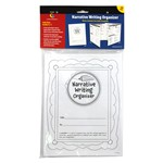 Narrative Gr 2-3 Writing Organizer Fold Outs By Creative Teaching Press