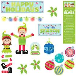 Tis The Season Mini Bulletin Board Set, CTP6981