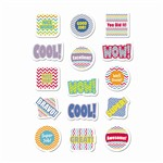 Shop Chevron Reward 1In Stickers - Ctp7107 By Creative Teaching Press