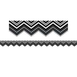 Chevron Border By Creative Teaching Press