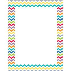 Shop Chevron Computer Paper - Ctp7119 By Creative Teaching Press