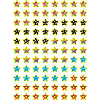 Poppin Patterns Stars Hot Spots Stickers By Creative Teaching Press