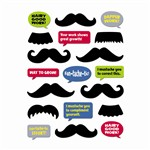 Shop Mustache Rewards Stickers - Ctp7160 By Creative Teaching Press