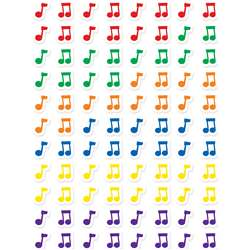 Music Notes Hot Spots Stickers By Creative Teaching Press