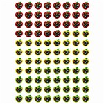 Dots On Black Apples Hot Spots Stickers By Creative Teaching Press