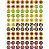 Halloween Hot Spots Stickers By Creative Teaching Press