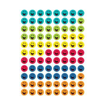 Bright Smiles Hot Spot Stickers, CTP7177