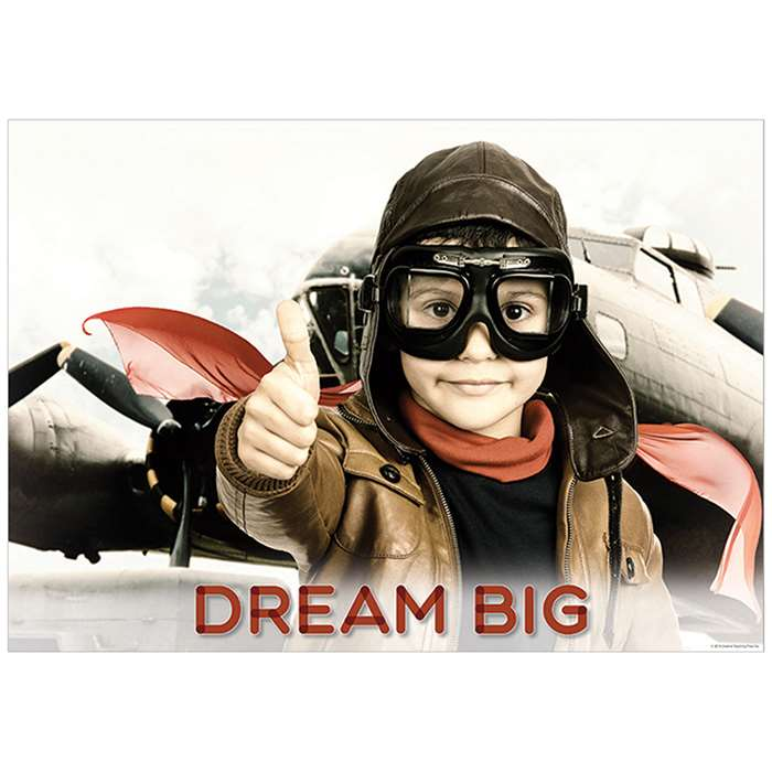 Dream Big Poster, CTP7262