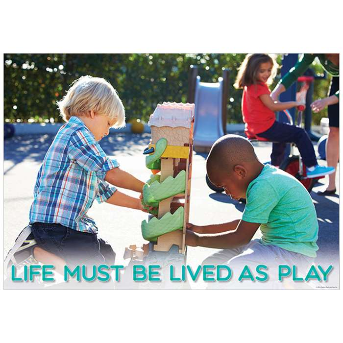 Life Must Be Lived Poster, CTP7264