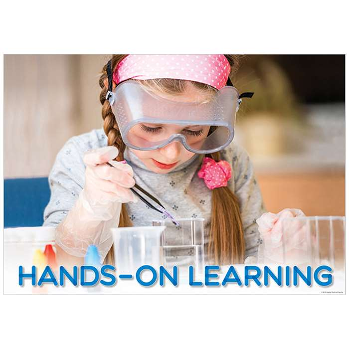 Hands On Learning Poster, CTP7265