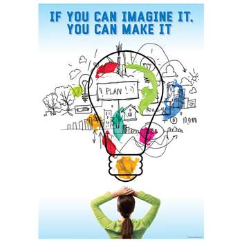 If You Can Imagine It Poster, CTP7267