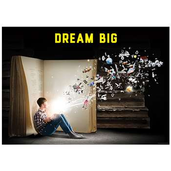 Dream Big Poster, CTP7268