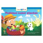 Podemos Comer Plantas - We Can Eat The Plants, CTP8244