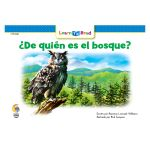 De Quien Es El Bosque - Whose Forest Is It, CTP8248