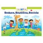 Reducir Reutilizar Reciclar - Reduce Reuse Recycle, CTP8249