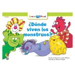Donde Viven Los Monstruos - Where Do Monsters Live, CTP8259