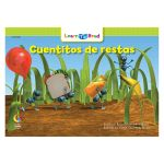 Cuentitos De Restas - Little Number Stories Subtra, CTP8276