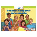 Podemos Compartir En La Escuela - We Can Share At , CTP8279