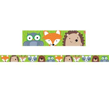 Woodland Friends Magnetic Strips, CTP8397