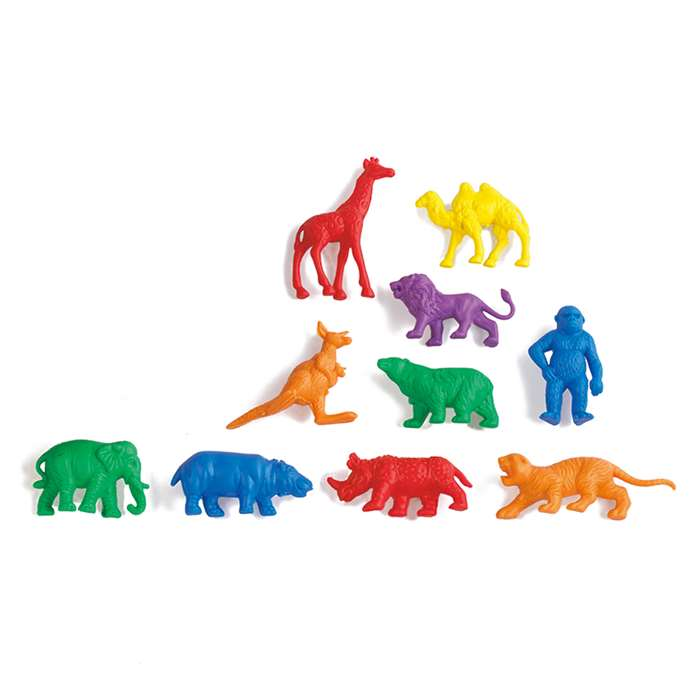 Wild Animals Counters, CTU13026