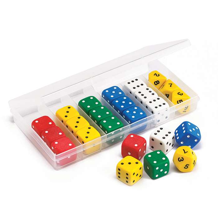 Jumbo Dice Set, CTU16085
