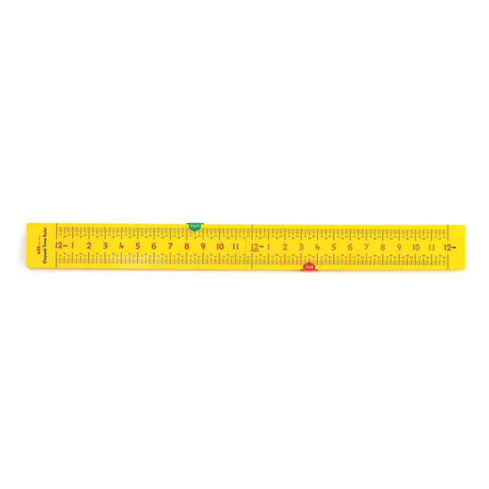 Folding Elapsed Time Ruler 10 Set, CTU25516