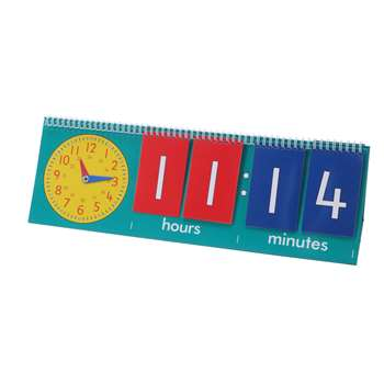 Time Flip Chart Demonstration Size, CTU25807