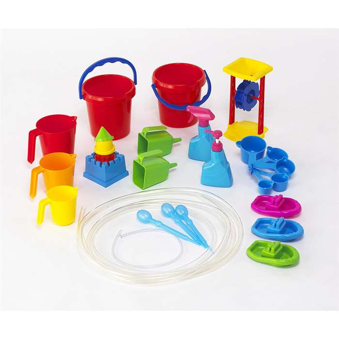 Water Play Tool Set, CTU7007