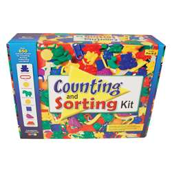 Counting & Sorting Kit By Learning Advantage