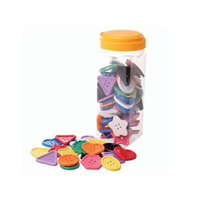 Assorted Large Buttons 1Lb, CTU7173