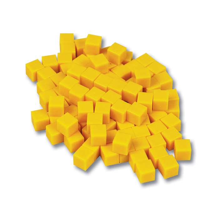 Base Ten Units Yellow Set Of 100, CTU7410