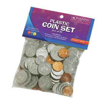 Coin Set By Learning Advantage