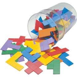 Pentominoes Set Of 6 By Learning Advantage