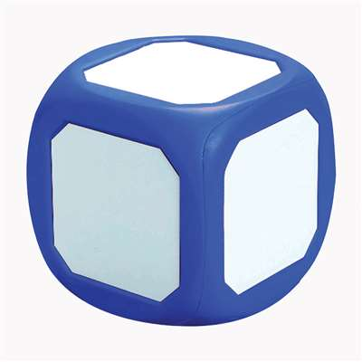 Magnetic Write-On Wipe-Off Die Blue By Learning Advantage