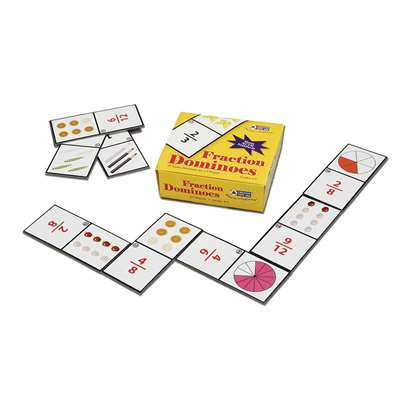 Fraction Dominoes, CTU7852